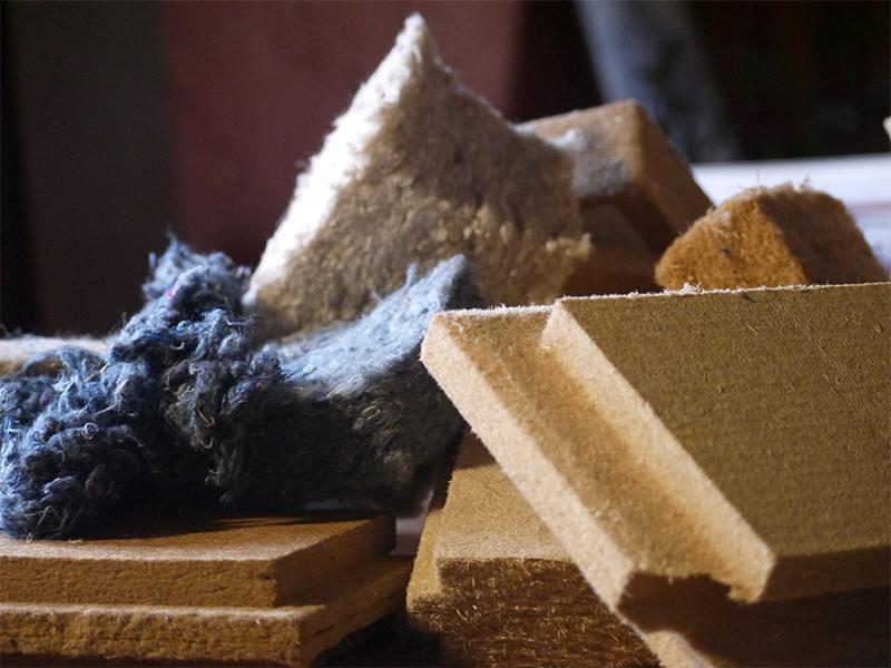 Produits de construction biosourcés